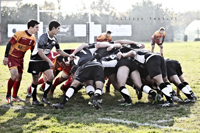 Cesena Rugby VS Ravenna RFC (foto 6)