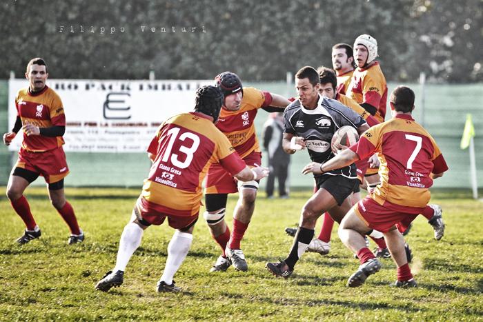 Cesena Rugby VS Ravenna RFC (foto 9)