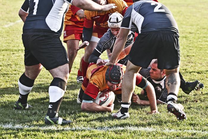 Cesena Rugby VS Ravenna RFC (foto 10)