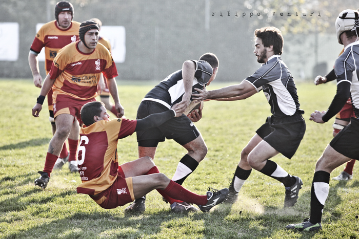 Cesena Rugby VS Ravenna RFC (foto 11)