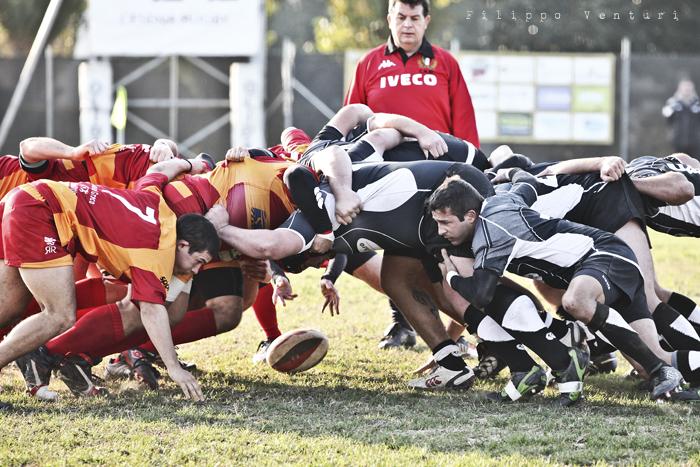 Cesena Rugby VS Ravenna RFC (foto 12)