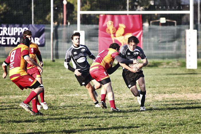 Cesena Rugby VS Ravenna RFC (foto 13)