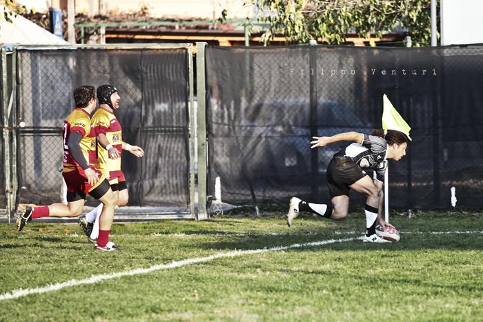 Cesena Rugby VS Ravenna RFC (foto 14)