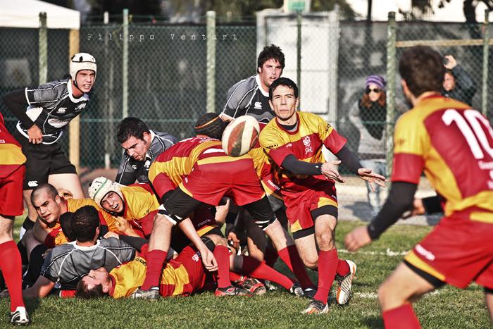 Cesena Rugby VS Ravenna RFC (foto 15)