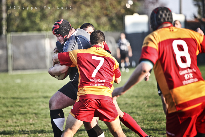 Cesena Rugby VS Ravenna RFC (foto 19)