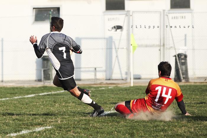 Cesena Rugby VS Ravenna RFC (foto 22)