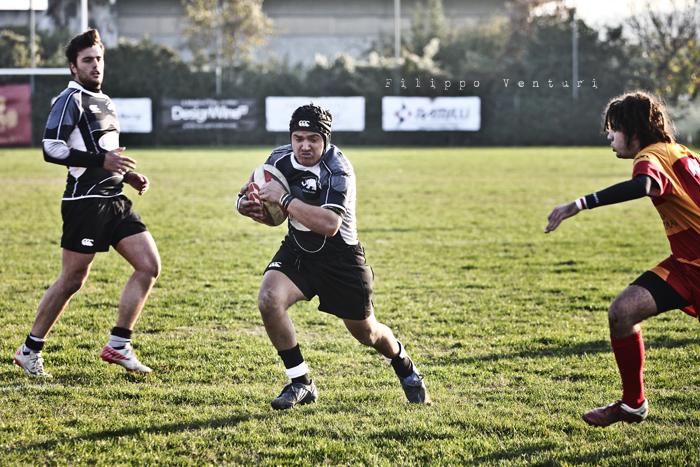 Cesena Rugby VS Ravenna RFC (foto 23)