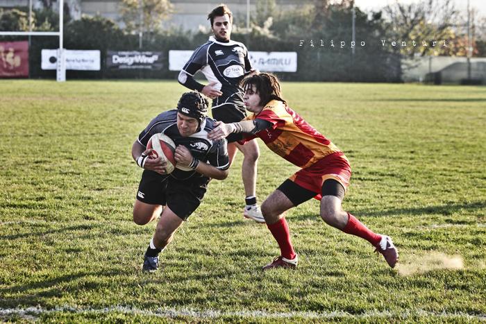 Cesena Rugby VS Ravenna RFC (foto 24)
