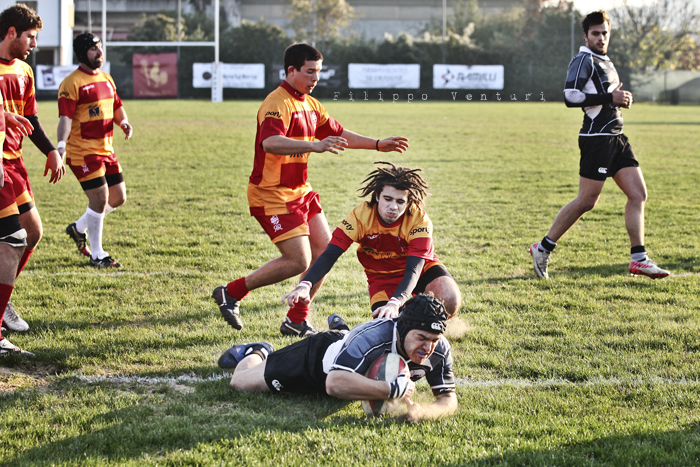 Cesena Rugby VS Ravenna RFC (foto 25)