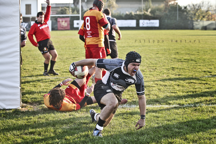 Cesena Rugby VS Ravenna RFC (foto 26)