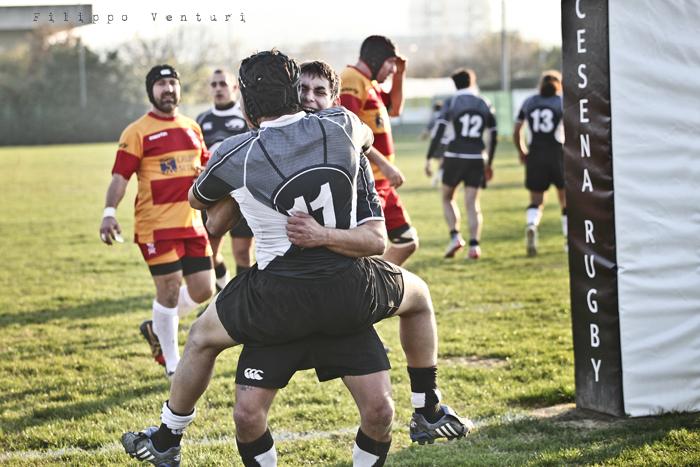 Cesena Rugby VS Ravenna RFC (foto 27)
