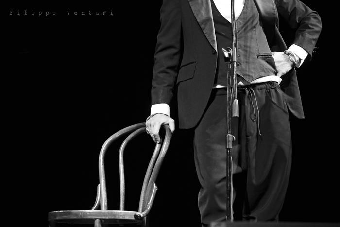 Gli Scontati al Teatro Petrella di Longiano (Giacomo Toni e Lorenzo Kruger), Tour 2011, foto 14