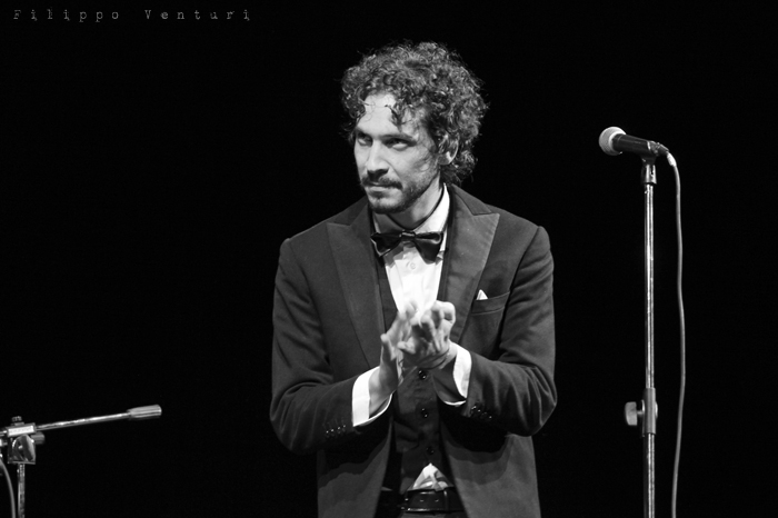 Gli Scontati al Teatro Petrella di Longiano (Giacomo Toni e Lorenzo Kruger), Tour 2011, foto 18