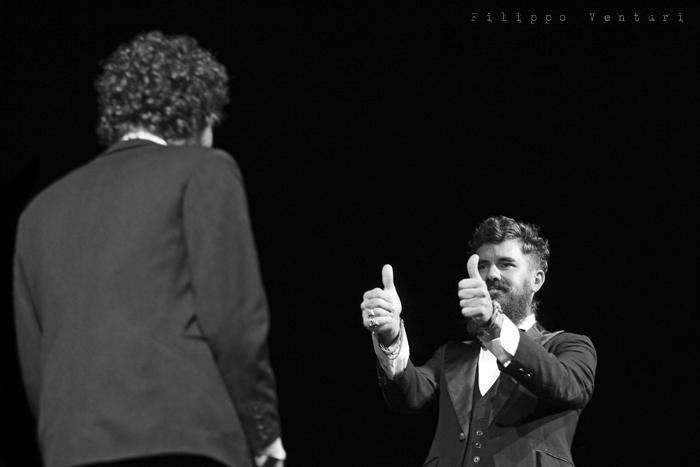 Gli Scontati al Teatro Petrella di Longiano (Giacomo Toni e Lorenzo Kruger), Tour 2011, foto 19