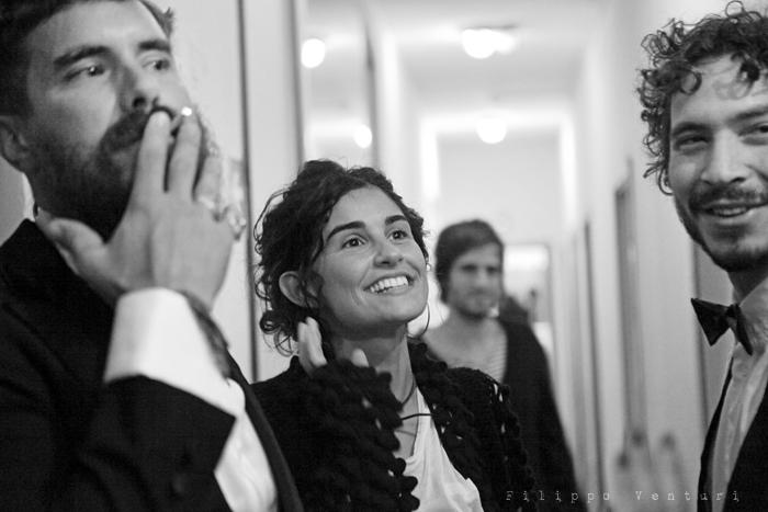 Gli Scontati al Teatro Petrella di Longiano (Giacomo Toni e Lorenzo Kruger), Tour 2011, foto 21