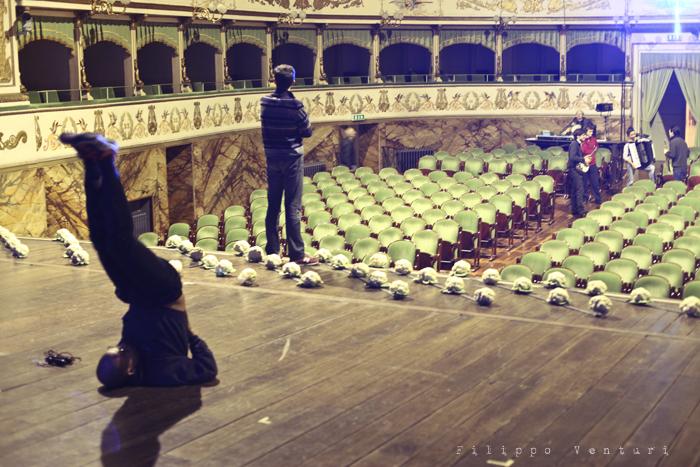 La Resistibile Ascesa di Arturo Ui, di Bertolt Brecht, con Umberto Orsini, foto 20