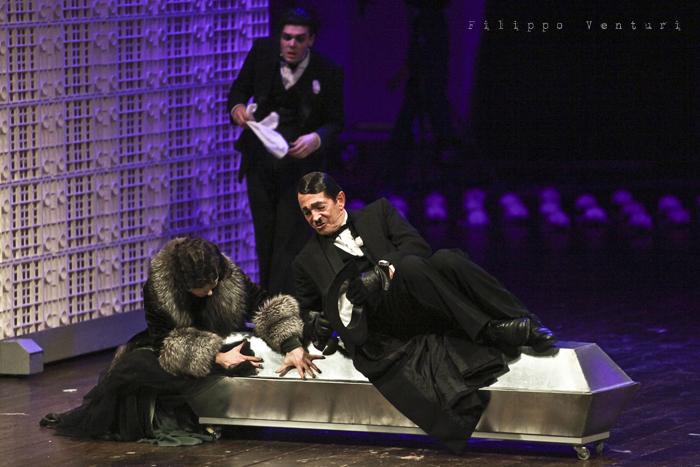 La Resistibile Ascesa di Arturo Ui, di Bertolt Brecht, con Umberto Orsini, foto 19