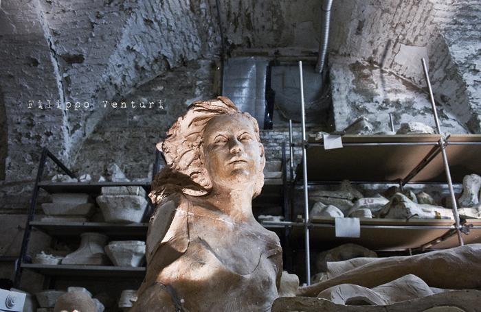 Leonardo Lucchi, Studio di Via Aldini a Cesena (foto 1)