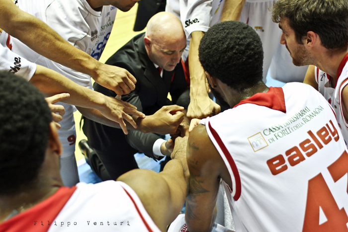 Basket: Marco Polo Forli - Conad Bologna (foto 1)