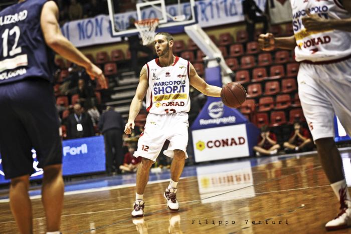 Basket: Marco Polo Forli - Conad Bologna (foto 2)