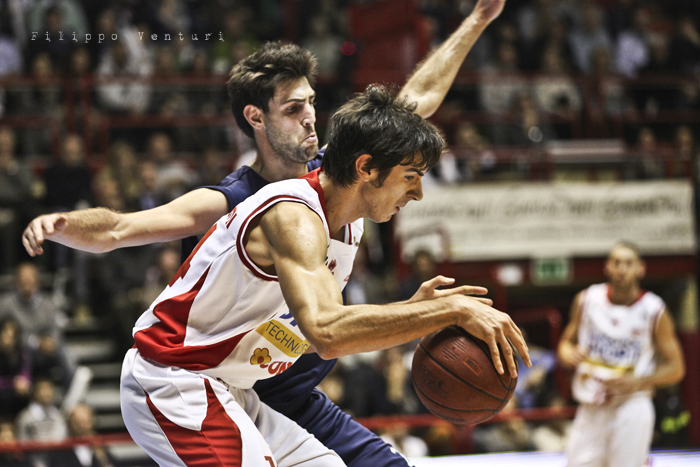 Basket: Marco Polo Forli - Conad Bologna (foto 3)