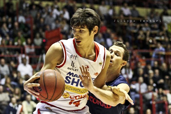Basket: Marco Polo Forli - Conad Bologna (foto 4)