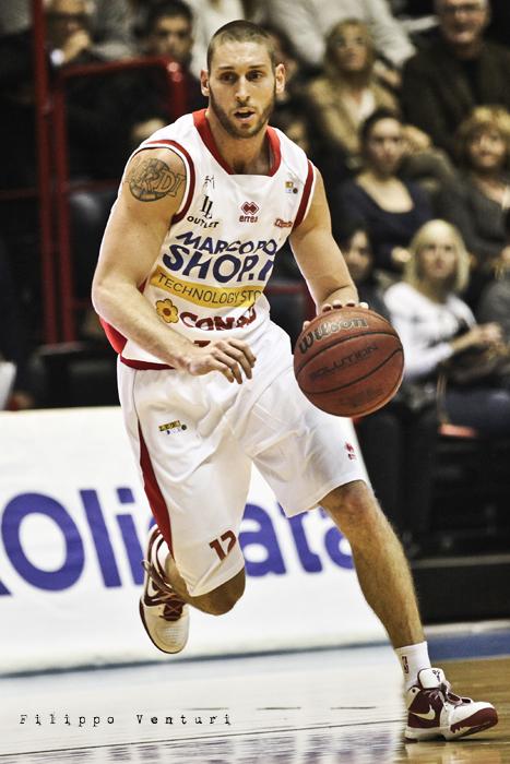Basket: Marco Polo Forli - Conad Bologna (foto 5)