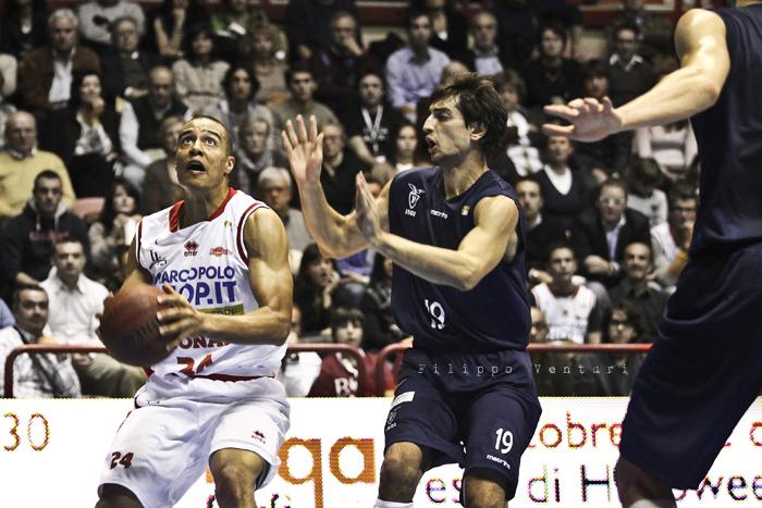 Basket: Marco Polo Forli - Conad Bologna (foto 7)
