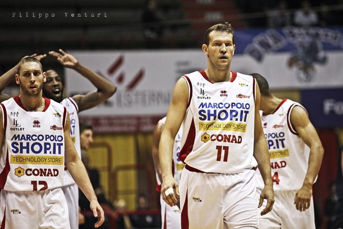 Basket: Marco Polo Forli - Conad Bologna (foto 9)