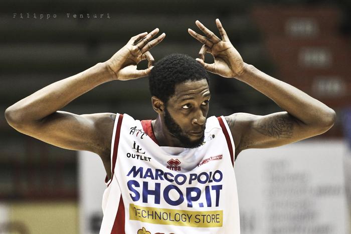 Basket: Marco Polo Forli - Conad Bologna (foto 10)