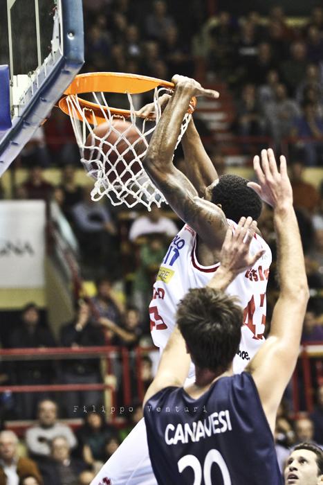 Basket: Marco Polo Forli - Conad Bologna (foto 11)