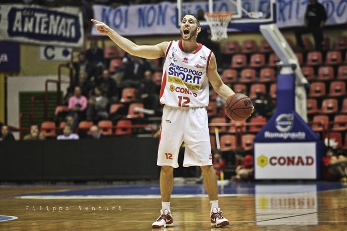 Basket: Marco Polo Forli - Conad Bologna (foto 13)