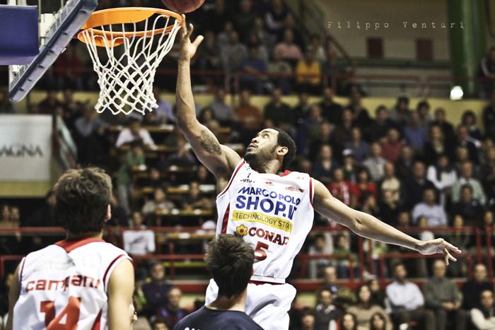 Basket: Marco Polo Forli - Conad Bologna (foto 14)
