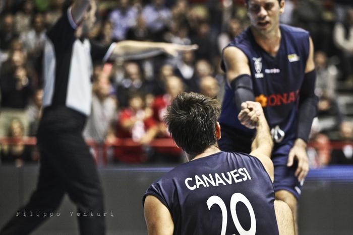 Basket: Marco Polo Forli - Conad Bologna (foto 15)
