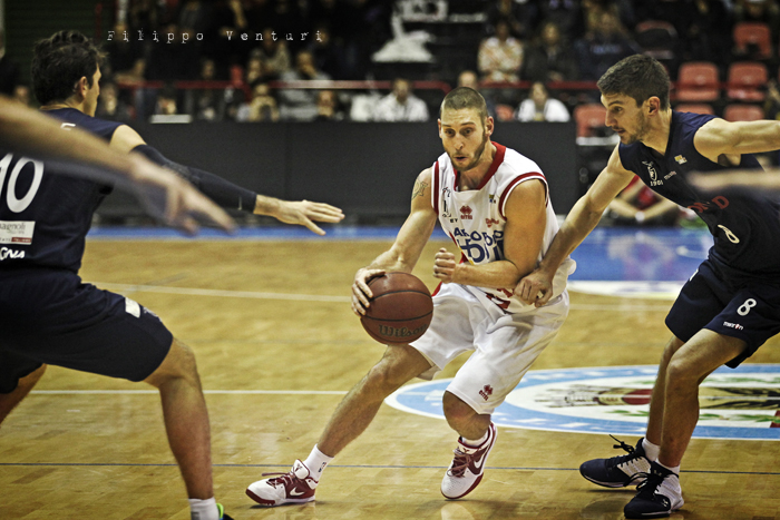 Basket: Marco Polo Forli - Conad Bologna (foto 19)