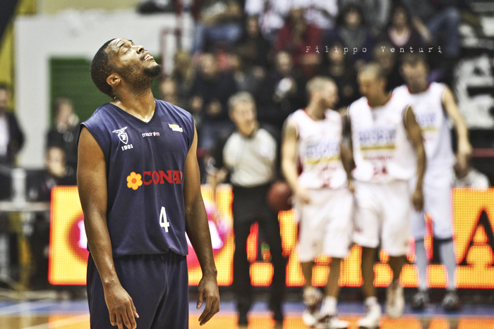 Basket: Marco Polo Forli - Conad Bologna (foto 21)