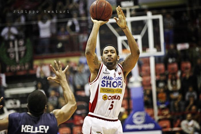 Basket: Marco Polo Forli - Conad Bologna (foto 22)