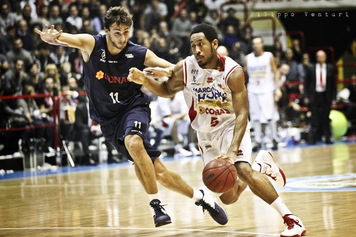 Basket: Marco Polo Forli - Conad Bologna (foto 25)
