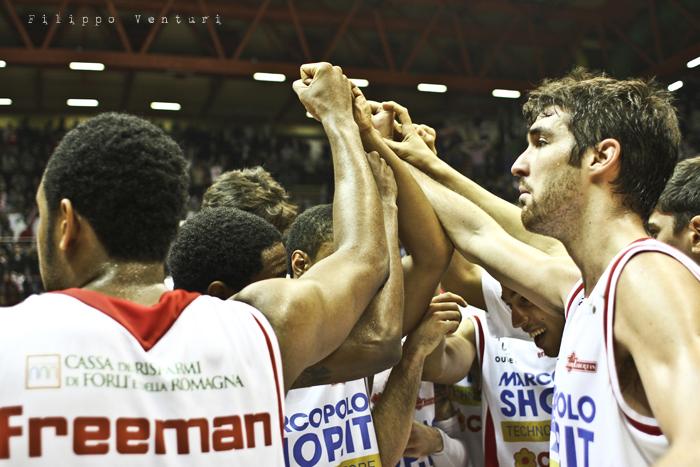 Basket: Marco Polo Forli - Conad Bologna (foto 26)