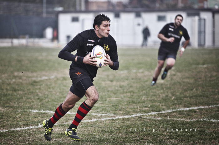 Romagna Rugby VS Amatori Rugby Alghero (photo 1)