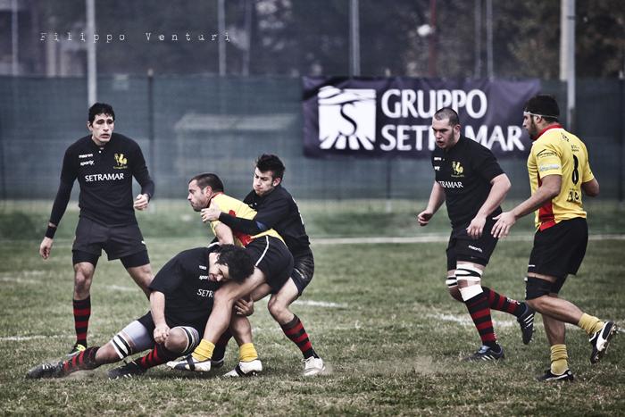 Romagna Rugby VS Amatori Rugby Alghero (photo 3)