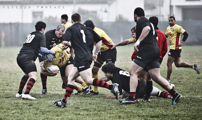 Romagna Rugby VS Amatori Rugby Alghero (photo 4)