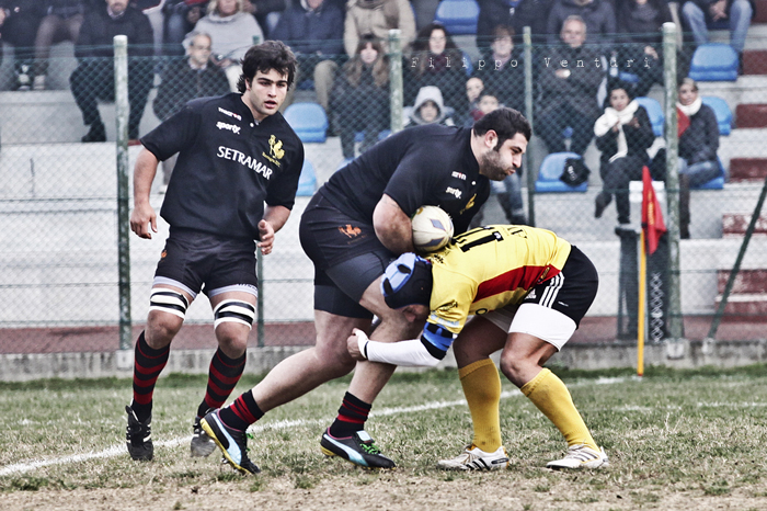 Romagna Rugby VS Amatori Rugby Alghero (photo 5)
