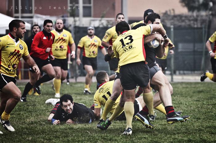 Romagna Rugby VS Amatori Rugby Alghero (photo 6)