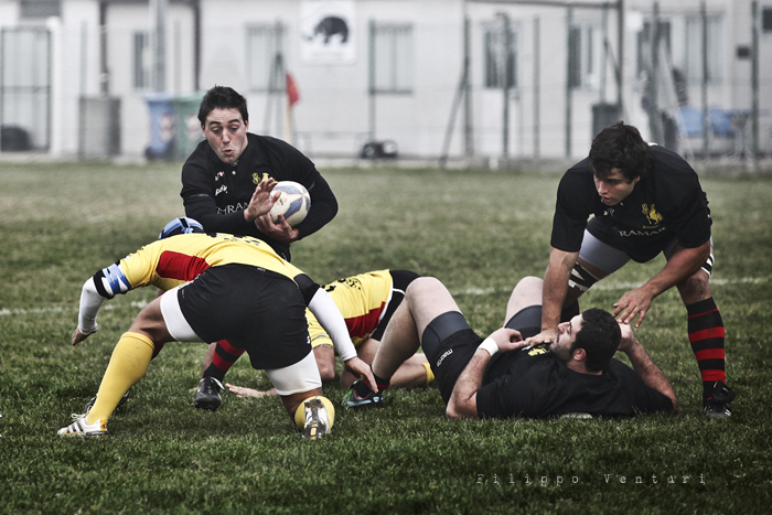Romagna Rugby VS Amatori Rugby Alghero (photo 7)