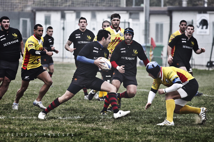 Romagna Rugby VS Amatori Rugby Alghero (photo 8)