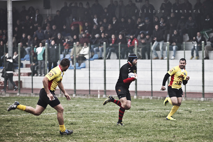 Romagna Rugby VS Amatori Rugby Alghero (photo 9)
