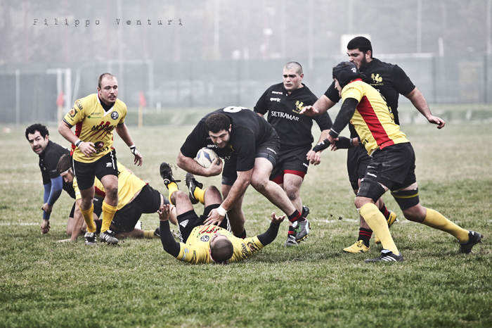 Romagna Rugby VS Amatori Rugby Alghero (photo 10)