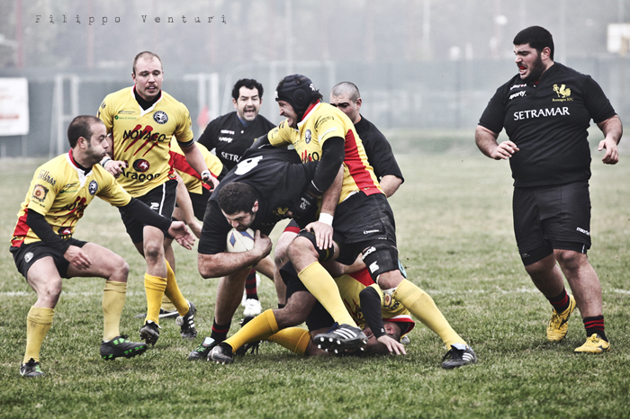 Romagna Rugby VS Amatori Rugby Alghero (photo 11)