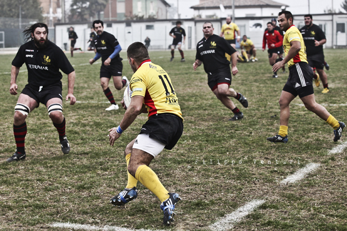 Romagna Rugby VS Amatori Rugby Alghero (photo 13)